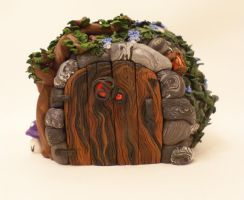 Fairy House 4 by FlyingFrogCreations