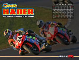 Gixxer.com calendar 12 of 12 by TreborDesigns