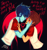 somethin about you by HydroCyanide