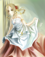Cendrillon by yonashi