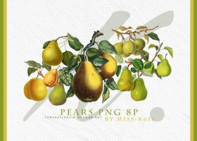 Pears Png by MISS-K611