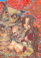 autumn meet ACEO 103 by Enatis
