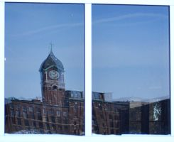 Reflections of Lawrence by wagn18