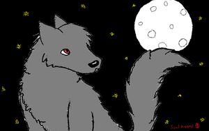 A Wolf Night by TheSoulKeeperz