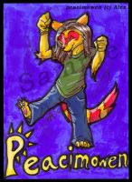 badge sample peacimowen by cheese-puff82