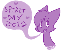 hey hey its spirit day by seraphimous