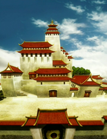 Sokka's Master-Piandao dojo by Cloud-S