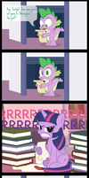 Comic Block: Hell Hath No Fury Like An Alicorn by dm29