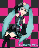 Miku voice by AmiMochi