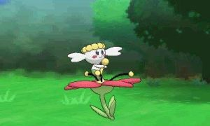 Pokemon X/Y Flabebe by Arshes91