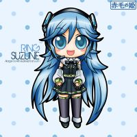Vocaloid - Ring Suzune by Akage-no-Hime