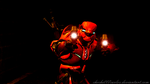 The Red Devil by choche007carlos