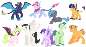 Swapped all By Kilala97 by Idze