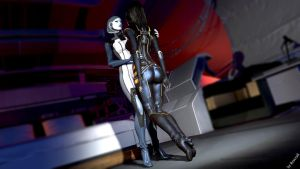 EDI and Miranda by Rescraft