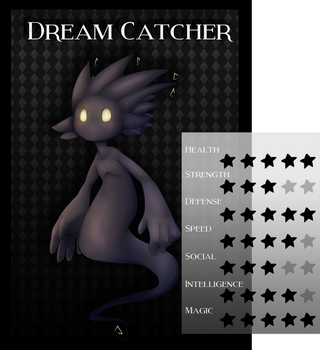 [ SS ] Dream Catcher by Dreamsverse