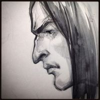 Snape (Search Continues 2 ...) by Ognivik