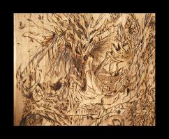 Pyrograph I by marikina