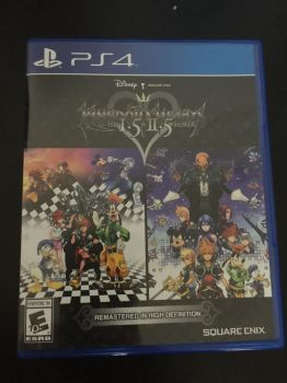 Kingdom Hearts HD 1.5+2.5 Remix - The Anthology by DestinyDecade