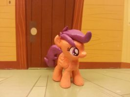 Scootaloo by balthazar147