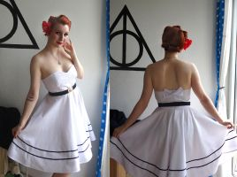 Sailor Dress by melonplay