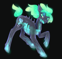 Hybrid pony auction closed by ElkaArt
