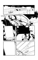 Undertow #5 / The Forgetting pt.4 / Page 6 by ADAMshoots