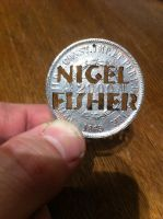 Nigel Fisher Coin (2) by policeartist999
