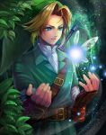 Link and Navi/The Legend of Zelda by RiinomS