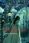 Book cover - Requiem Red by Brynn Chapman by CathleenTarawhiti