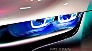 BMW i8 Concept Laser Light IAA by DimitriBokowPhoto