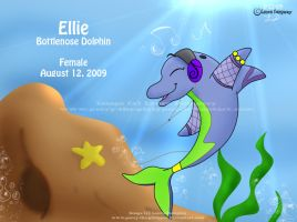 My Fursona, Ellie by Perry-the-Platypus