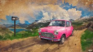 Mini Cooper Classic by LuXo-Art