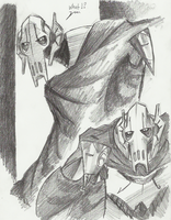 Grievous n NOS-4-A2 sketches by PurpleRAGE9205
