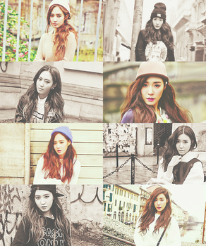 Yuri and Tiffany - Vogue Girl in Milan by sayhellotothestars