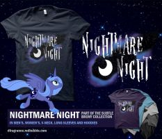 Nightmare Night by digitalfragrance