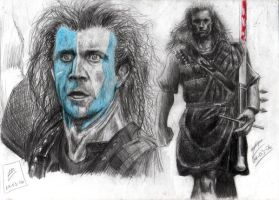 William Wallace by muday1369