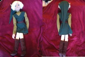 Link doll by thesqueaky
