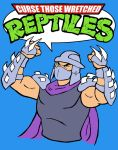 Wretched Reptiles!! by hugohugo