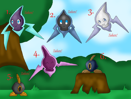 PKMNation:: Shiny Things! (Closed) by Dianamond