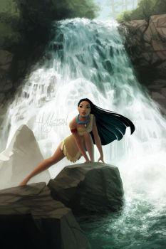 Disney's Pocahontas by LauraHollingsworth