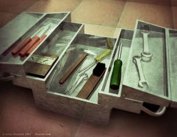 Toolbox 3d by ftourini