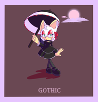 Rouge ~ Gothic by Pikoreto