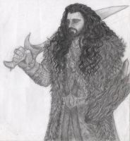Thorin Oakenshield by Marin1233