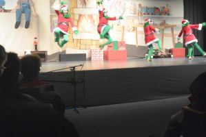 The Dance Company Christmas Show, The Grinches 11 by Miss-Tbones