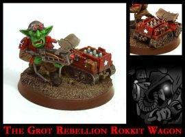 Grot Rebel Rokkit Wagon by Proiteus