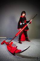 RWBY at Animecon by AngelsArcher