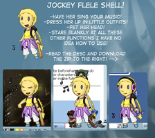 Jockey FLELE by zarla