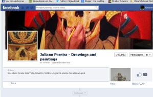 FaceBook page by Juliano-Pereira
