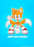 "Miles ""Tails"" Prower by polimero"