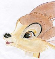 Bambi by Hatters-Workshop